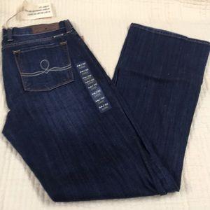 Lucky Brand Jeans 14/32 long boot cut